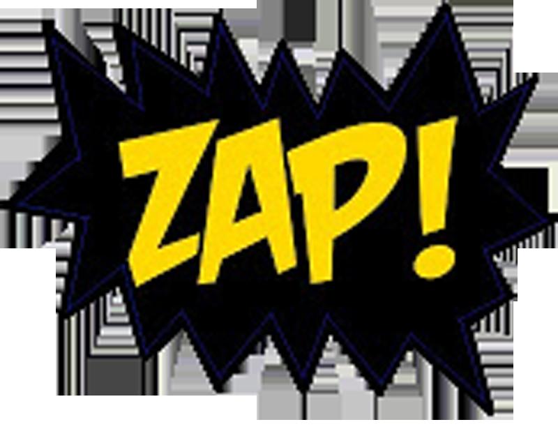 Superhero Words Pow Bam Clipart Free Clip Art Images