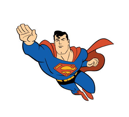 Superman Clipart-Superman clipart-5