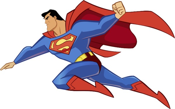 Superman Clipart-Superman clipart-6