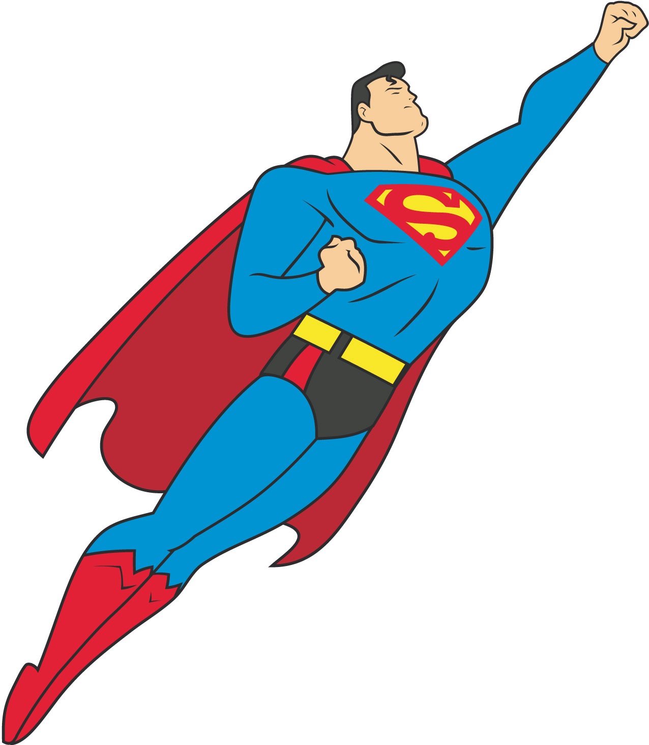 Superman Clip Art-Superman Clip Art-11