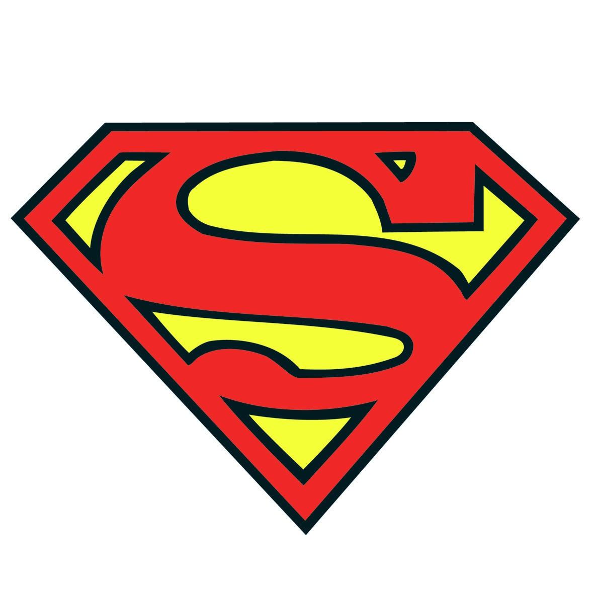 Superman Logo Clip Art-Superman Logo Clip Art-16