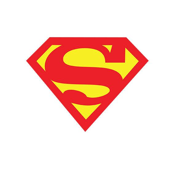 Superman Logo Clipart-Clipartlook.com-570