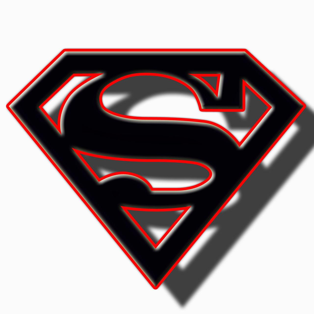 Superman Logo Clipart Best