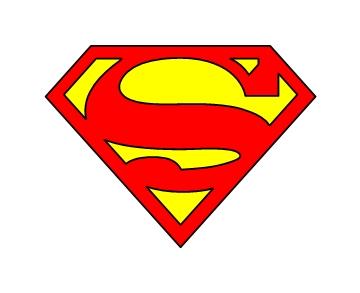 Clipart Info - Superman Logo Clipart