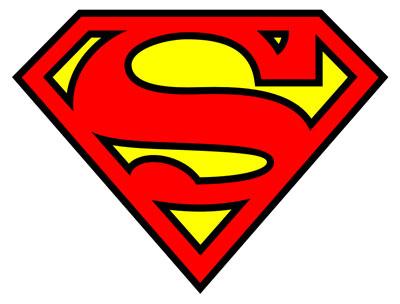 Superman Logo Clipart - Superman Clip Art