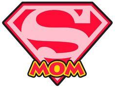 Supermom Clipart - Free Clip .-Supermom Clipart - Free Clip .-17