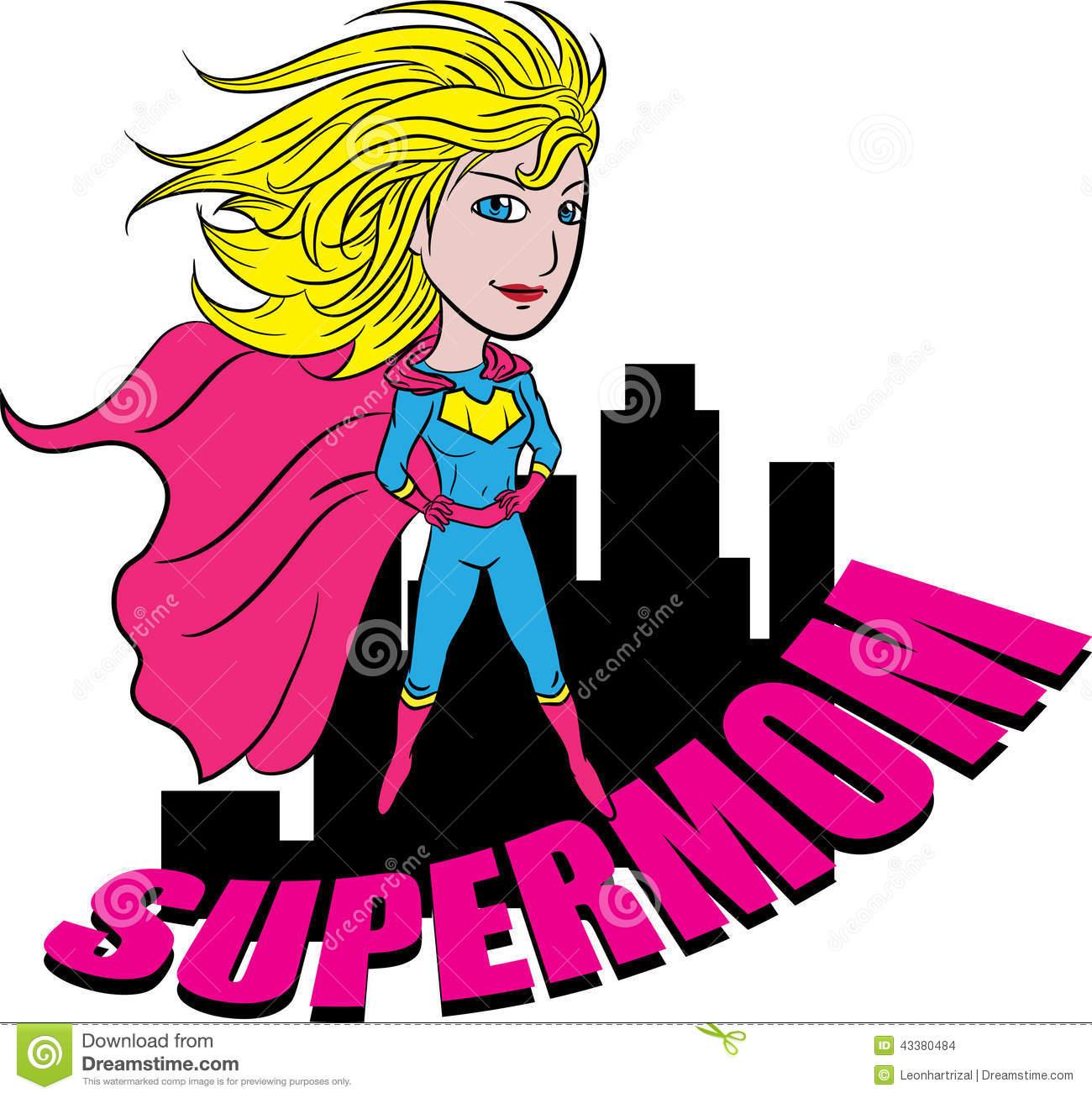 Supermom Stock Images-Supermom Stock Images-18