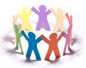 Support Group Clipart