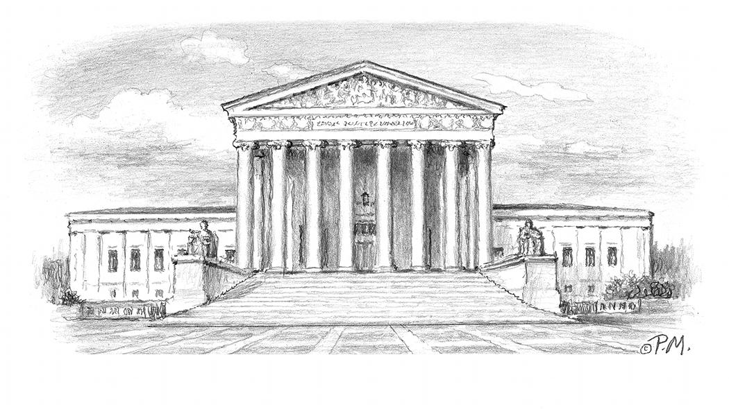 Supreme Court Building Drawing-Supreme Court Building Drawing-18