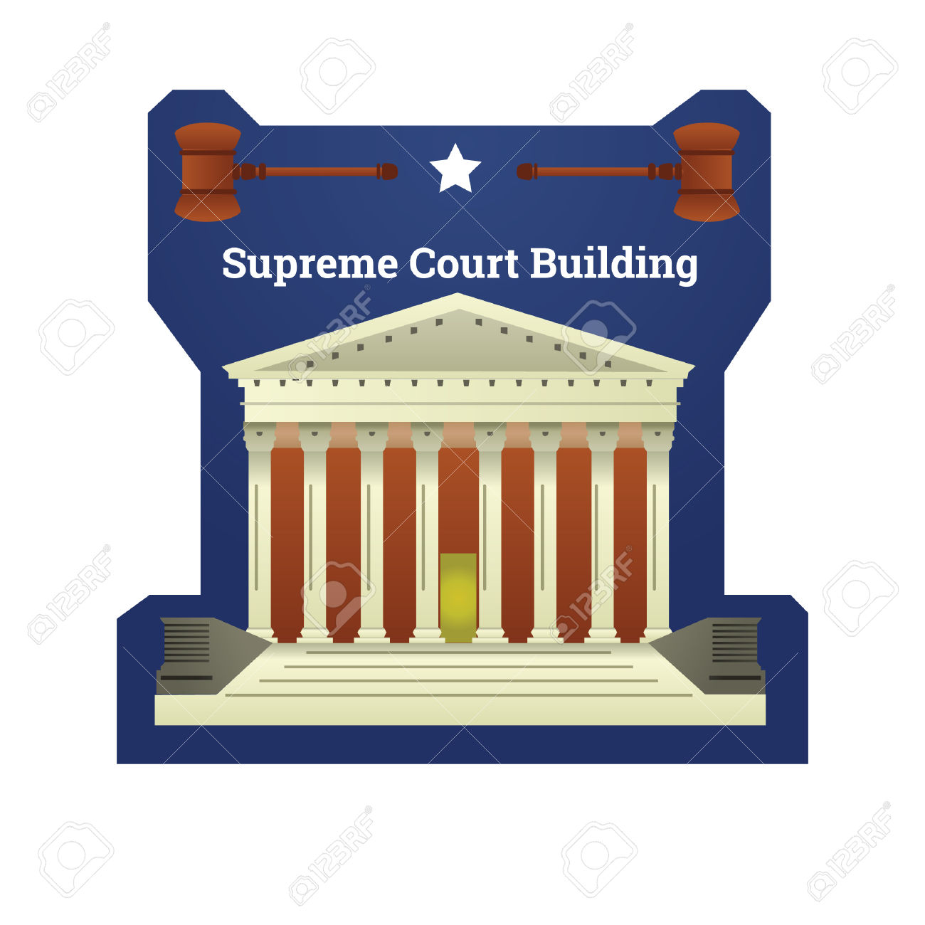 Supreme Court Clip Art-Supreme Court Clip Art-10