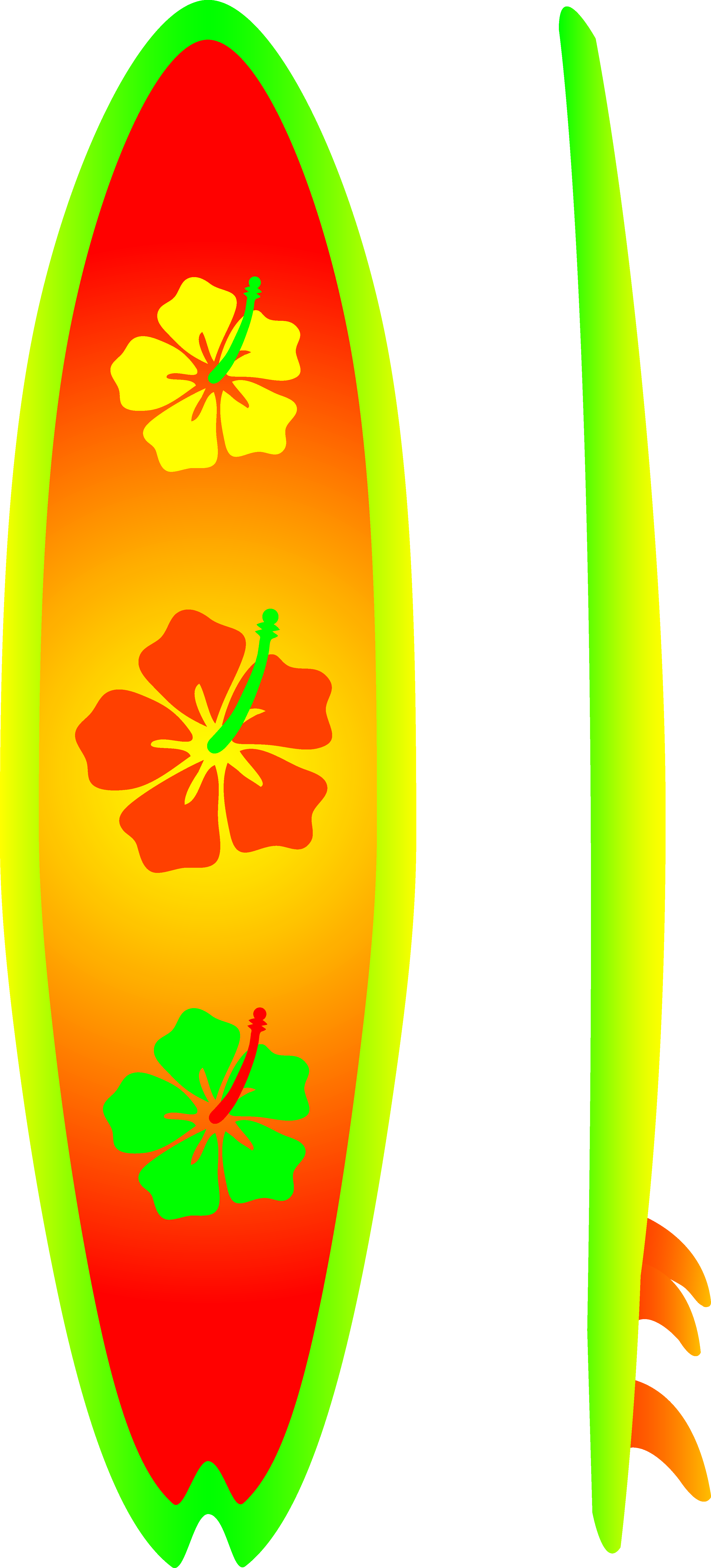 Surfboard Clipart-surfboard clipart-8