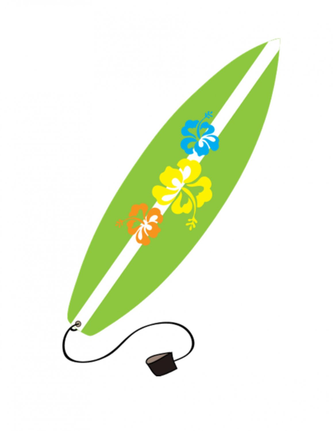 Surfboard Others 1 Clipart Image Icons F-Surfboard others 1 clipart image icons free graphics clipart-10