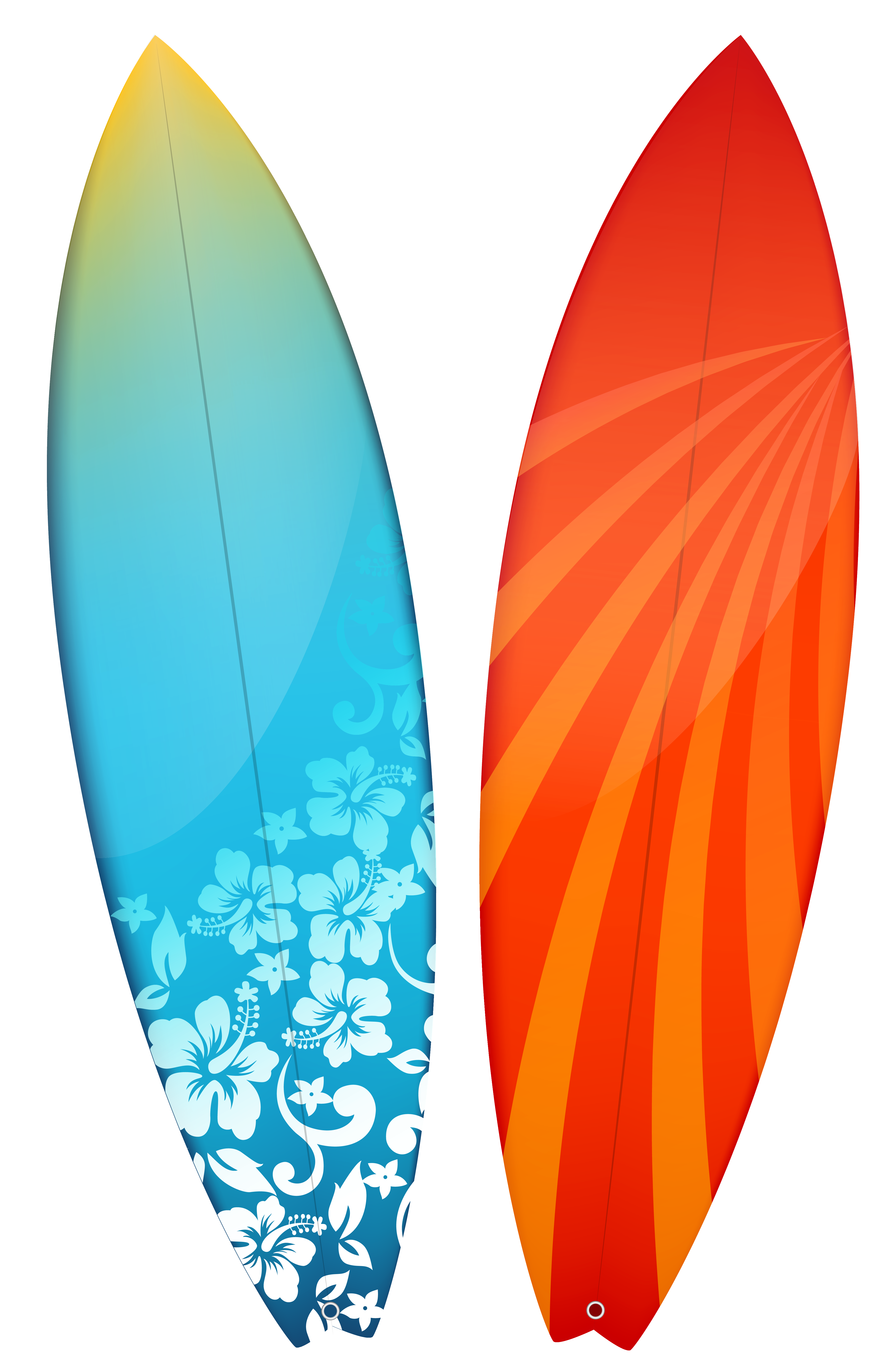 Surfboards Clipart Image-Surfboards clipart image-11