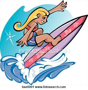 Surfing Clip Art For Kids Clipart Panda Free Clipart Images