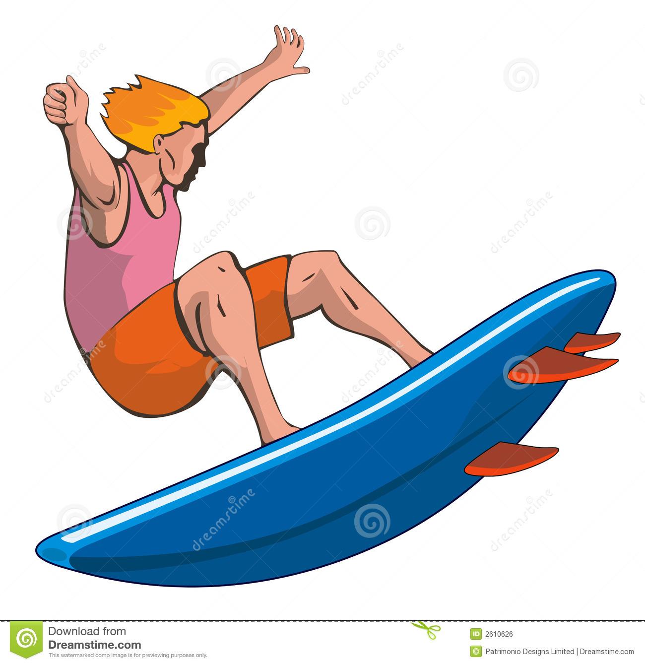 Surfing Clip Art-Surfing Clip Art-14
