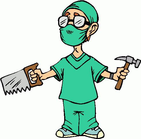 surgeon clipart