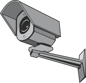 Security camera clipart 3