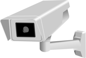 Surveillance Camera Clip Art-Surveillance Camera Clip Art-9