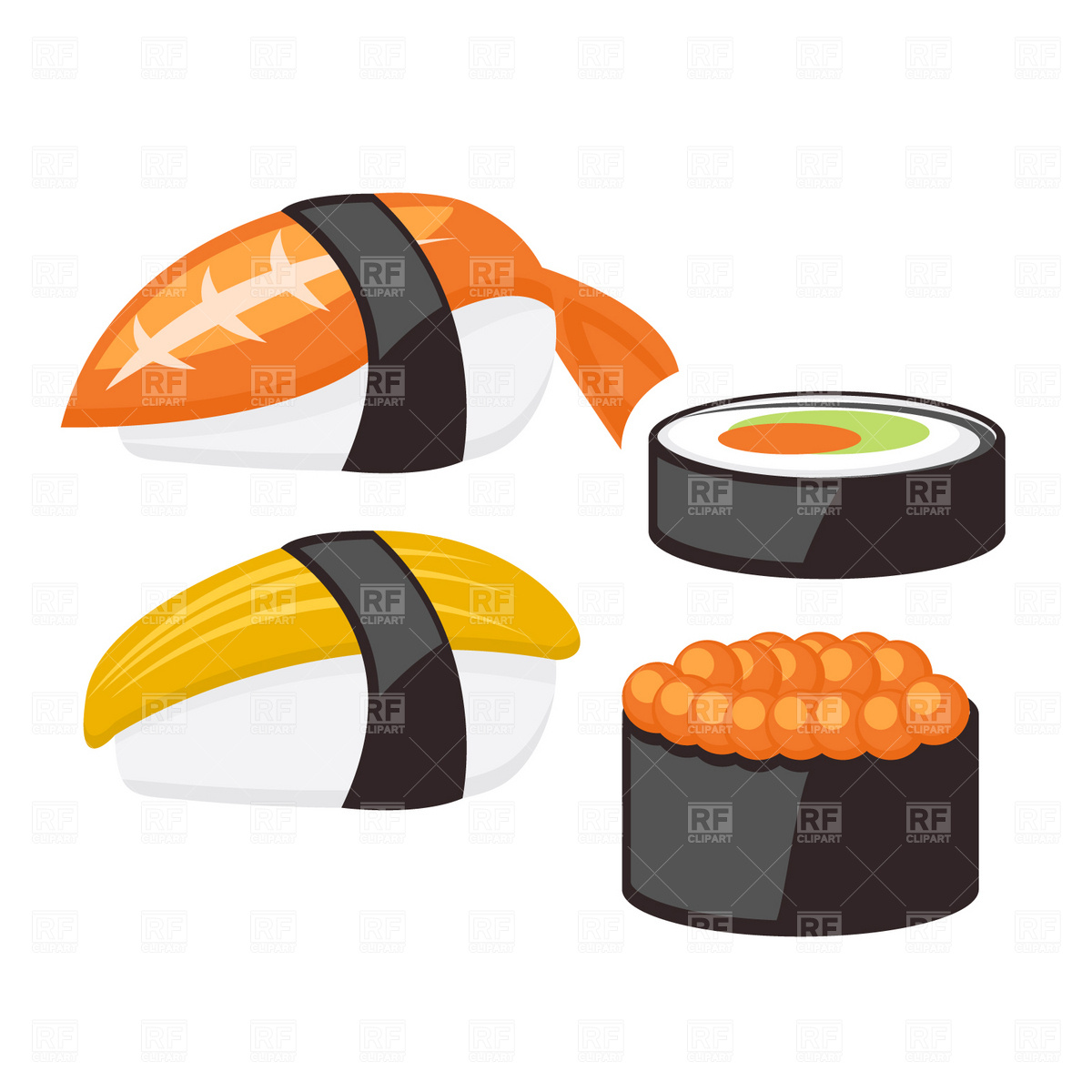 Sushi Clipart-sushi clipart-5