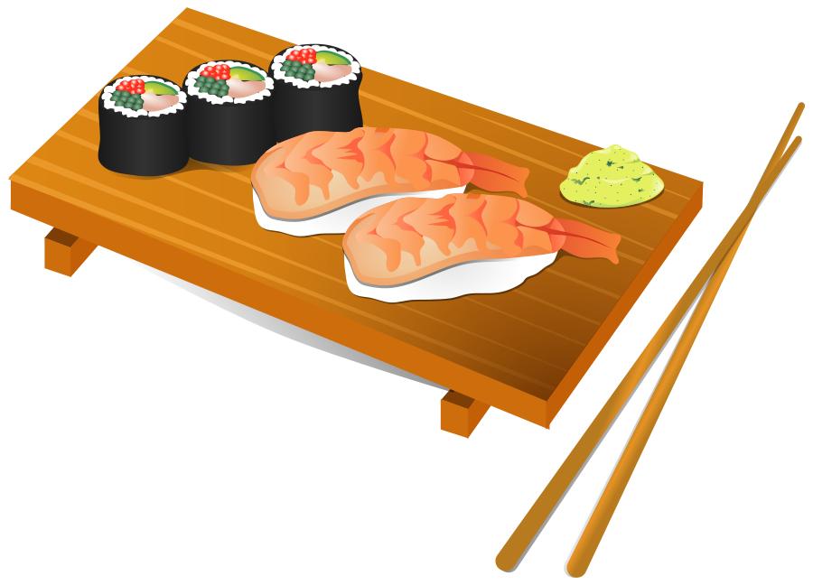Sushi Clipart-sushi clipart-9