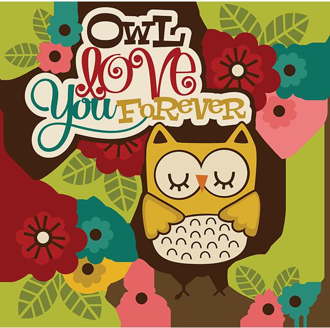 Svg Owl Clip Art Cute Owl Clipart Cute Owl Clip Art Owl Scrapbook Svg