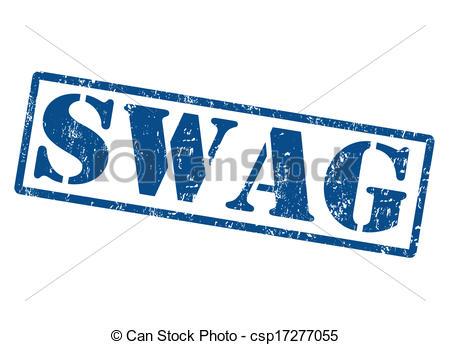 Swag stamp - csp17277055