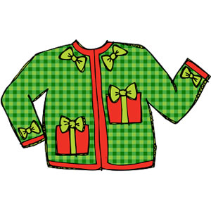 Christmas Sweater Clipart.33 Ugly Christmas Sweater Clipart Clipartlook