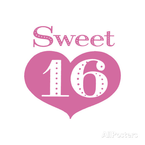 Sweet 16 Clipart-Sweet 16 Clipart-9
