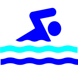 swim clipart