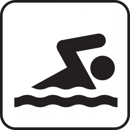 Swim Clip Art - Clip Art Swimming