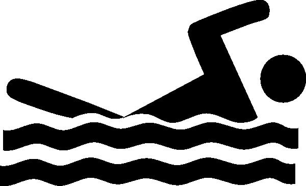 Swimmer Clip Art