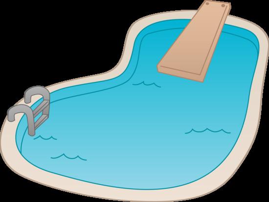 swimming pool clipart-swimming pool clipart-1