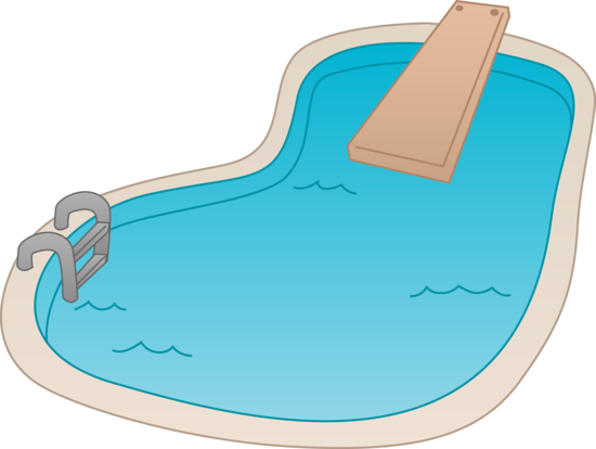 Swimming Pool Clipart-swimming pool clipart-0