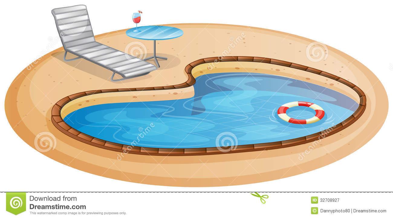 Swimming Pool Royalty Free Stock Photogr-Swimming Pool Royalty Free Stock Photography Image 32708927-11