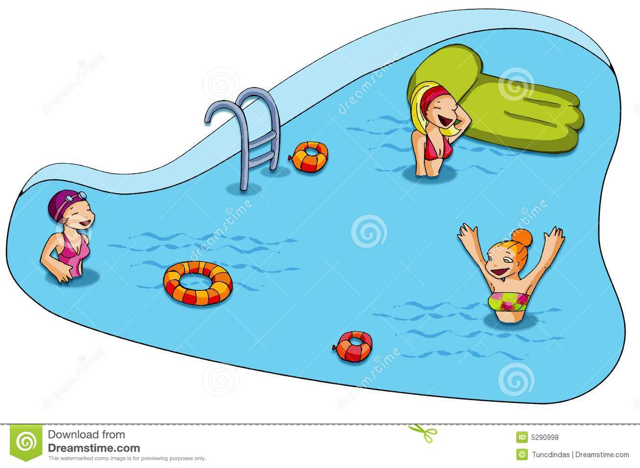 Swimming Pool Royalty Free Stock Photos Image 5290998