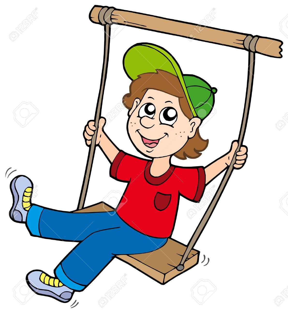 swing clipart-swing clipart-1