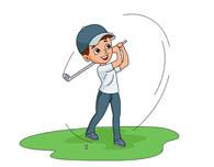 Swing Golf Club Hitting Ball. Size: 44 K-swing golf club hitting ball. Size: 44 Kb-16