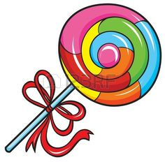 Swirl Lollipop Stock Vector .-Swirl Lollipop Stock Vector .-15