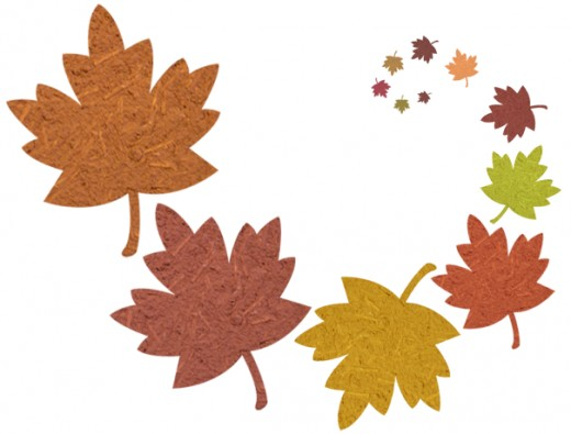 Swirly Leaves In The Wind Clip Art Right Click Image Save