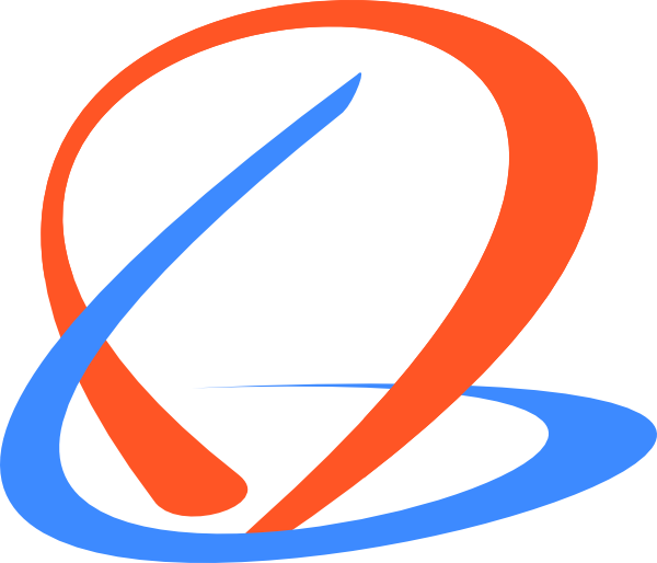 Swirly Logo Clip Art Vector Clip Art Online Royalty Free