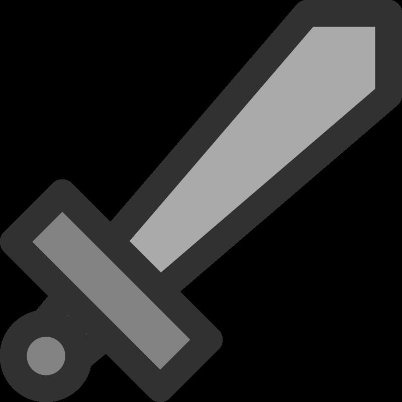 Sword Clipart-Clipartlook.com-800