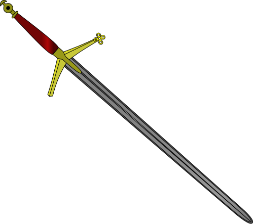 Sword Clipart Clipart Panda Free Clipart Images
