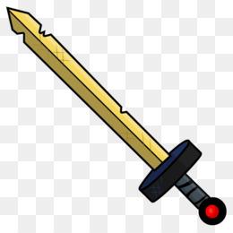 Finn the Human Sword Clip art - Free Sword Cliparts