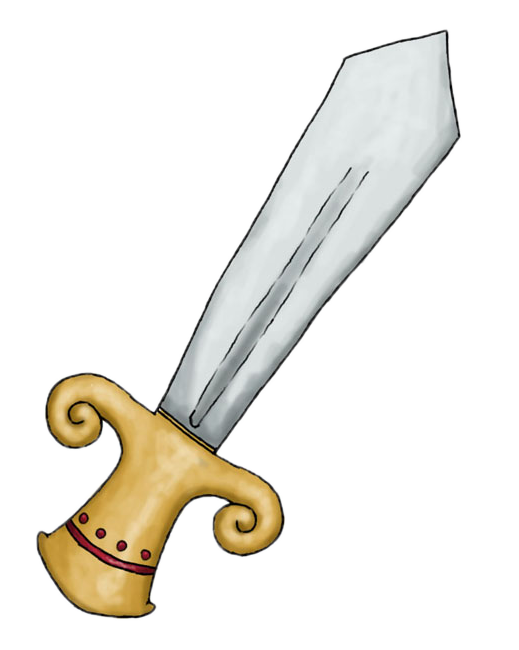 Free Sword Clip Art · sword8