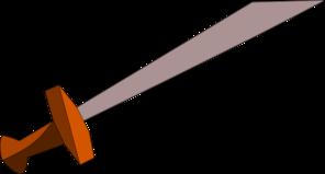 sword clipart 7