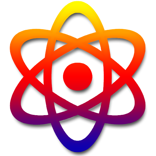 Science Symbol Rainbow Color-Science symbol rainbow color-12