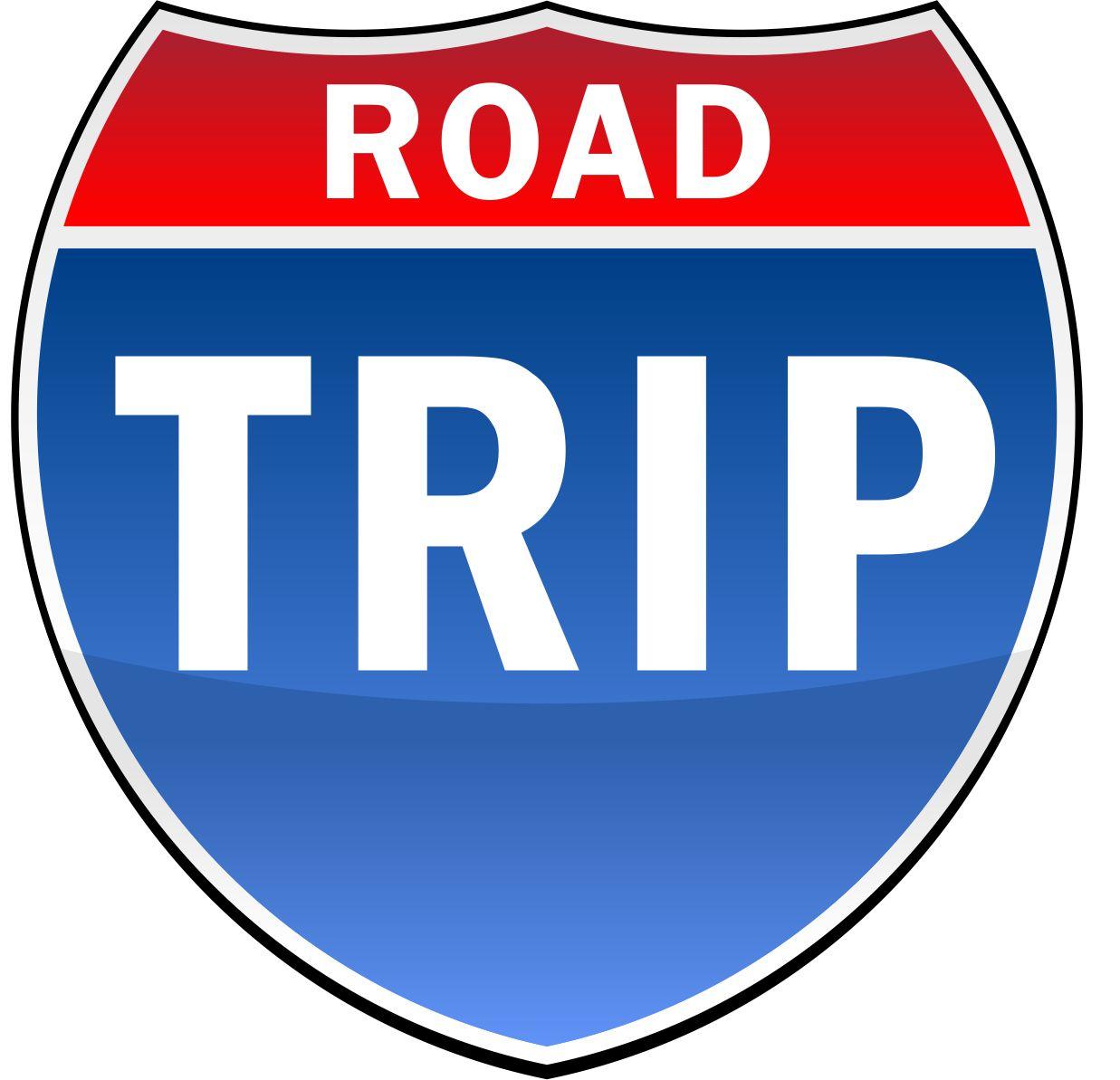 Symbol Road Trip Clipart