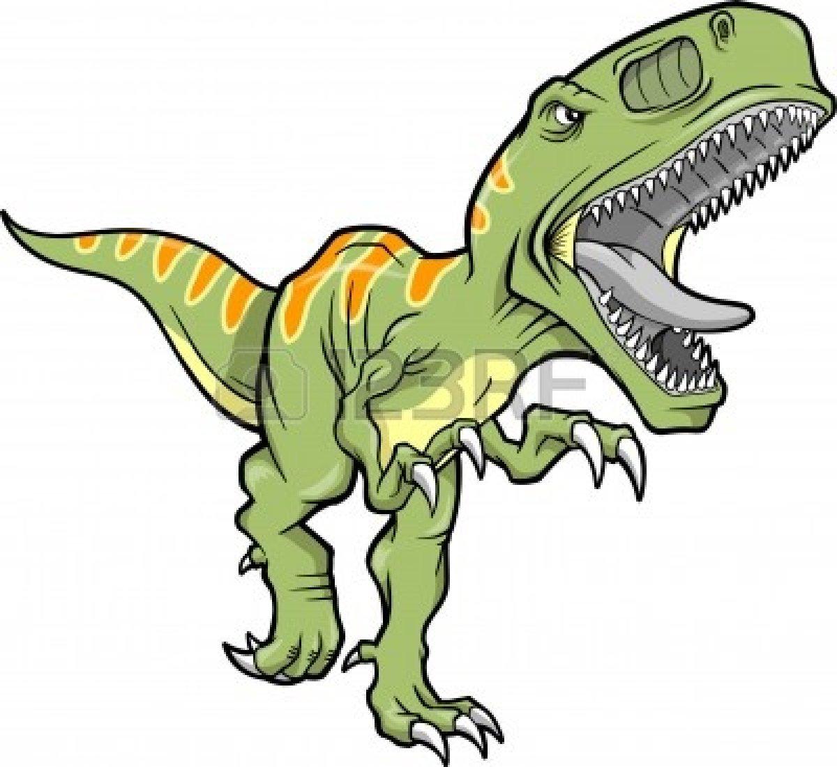 T Rex Dinosaur Clip Art-t rex dinosaur clip art-9
