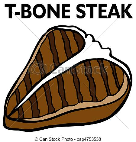 ... T-Bone Steak - An image of a T-Bone steak.