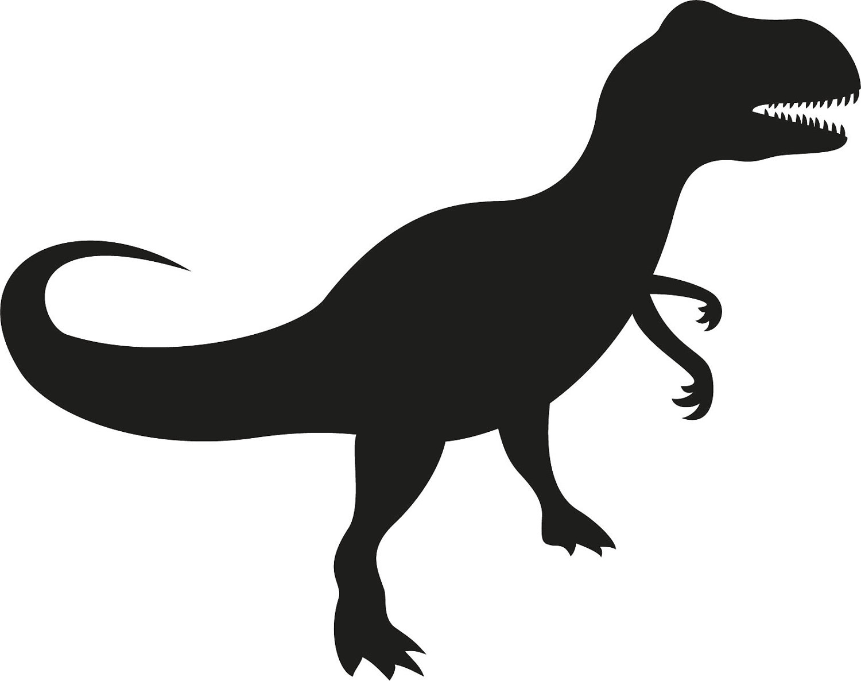 ... T rex clipart black and white - ClipartFox ...